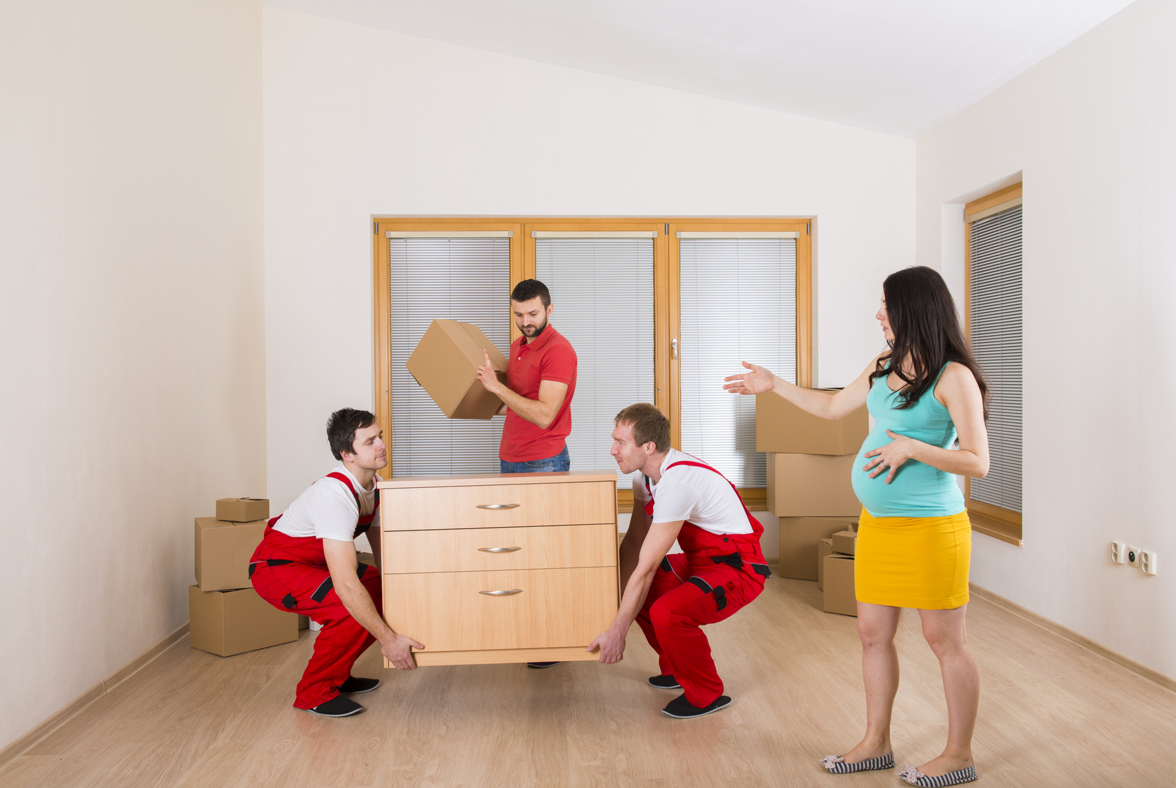 Reliable Moving Company in Ahmedabad